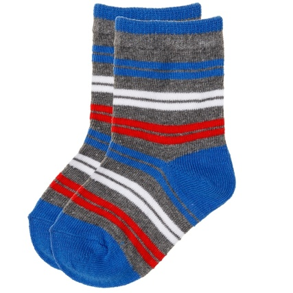 327131-little-star-8-pairs-baby-socks-cotton-rich-red-and-blue-9
