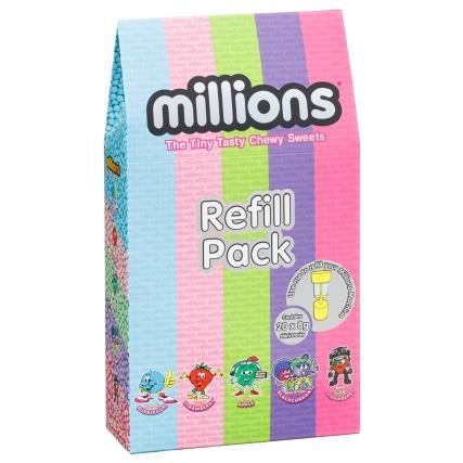 327140-millions-refill-pack-160g