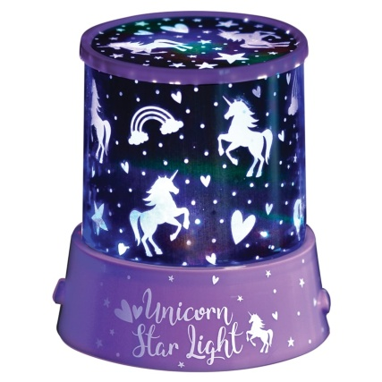 Unicorn Star Light Projector Lighting B Amp M