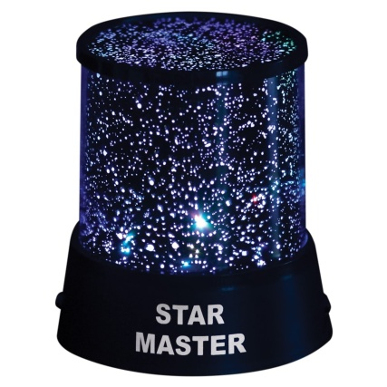 Bedroom Star Master Light Projector