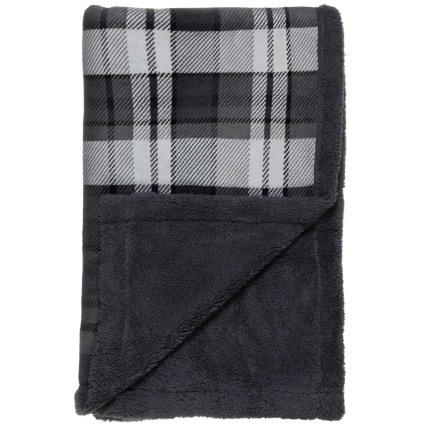 327998-Downland-Supersoft-Check-Sherpa-Throw1