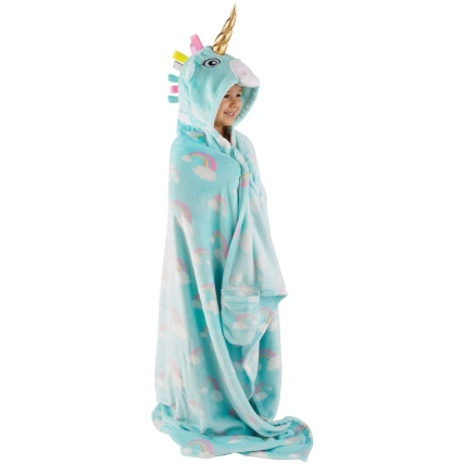 328009-3D-Hooded-Blanket-Unicorn-Towel-2