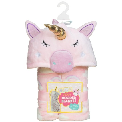 328009-unicorn-hooded-blanket-110x140cm-pink