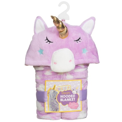 328009-unicorn-hooded-blanket-110x140cm-purple