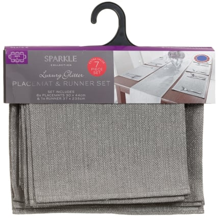 328295-Luxury-Glitter-Placemat-and-Runner-Set-7PC-2