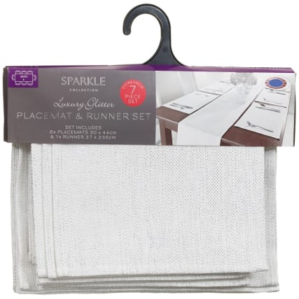 328295-Luxury-Glitter-Placemat-and-Runner-Set-7PC