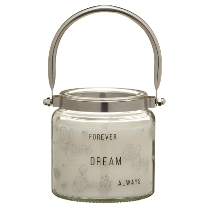 328307-glitter-slogan-candle--love-forever-dream-big