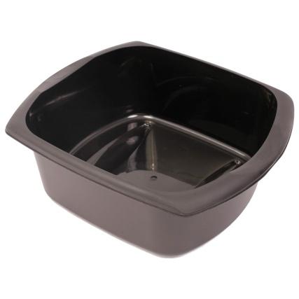 High Grade Large Circular Washing Up Bowl in Cream