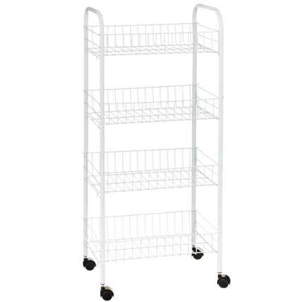 329811-beldray-4-tier-multipurpose-trolley-white-2