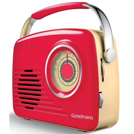 329176-Goodmans-Classic-Alarm-Clock-Red-2