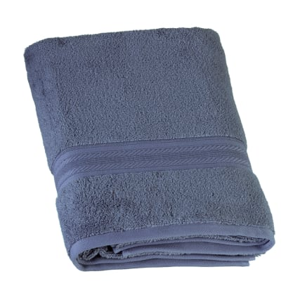 329404-signature-denim-hand-towel-bath-towel