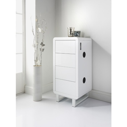Skye 4 drawer bluetooth chest bedroom furniture b m for B m bedroom furniture