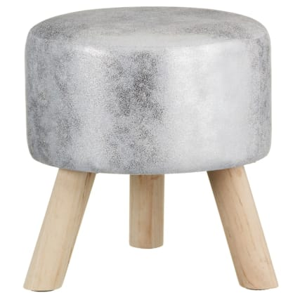 329834-home-decor-metallic-stool-silver-2