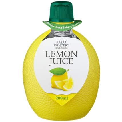 Lemon Juice 200ml