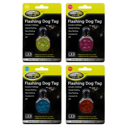 329845-niteglo-flashing-dog-tag-red