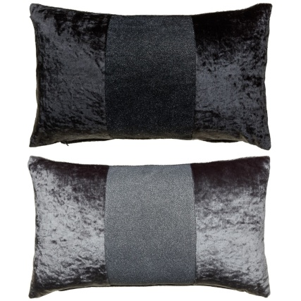 329934-Sparkle-Crushed-Velvet-Cushion-Main