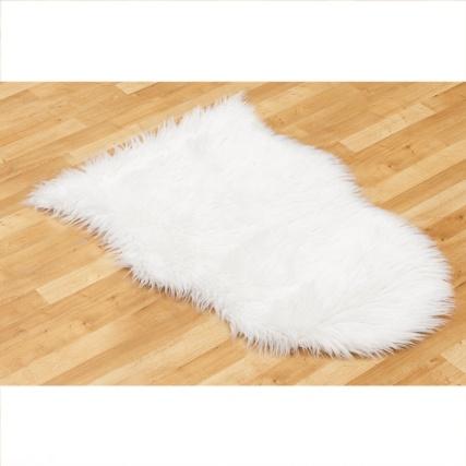 330014-faux-sheepskin-rug-Cream