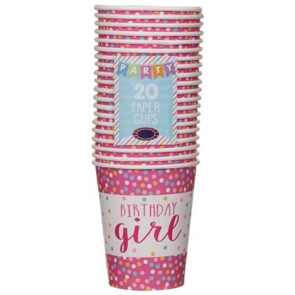 330017-kids-9oz-paper-cups-20pk-birthday-girl