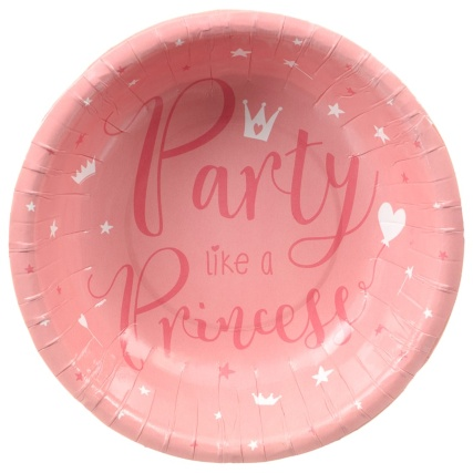 330018-kids-party-6_5inch-paper-bowls-20pk-party-like-a-princess