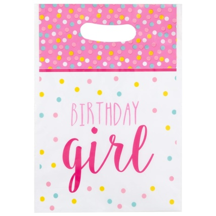 330022-kids-party-loot-bags-20pk--birthday-girl