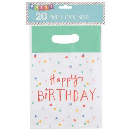 330022-kids-party-loot-bags-20pk-happy-birthday-3