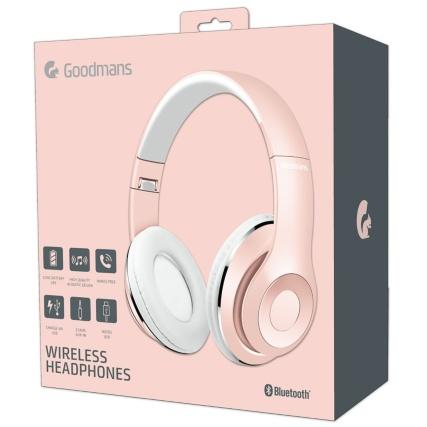Kids bluetooth headphones gold - rose gold bluetooth foldable headphones