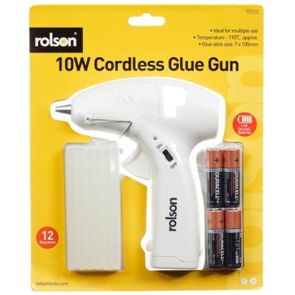 330365-Rolson-10W-Cordless-Glue-Gun