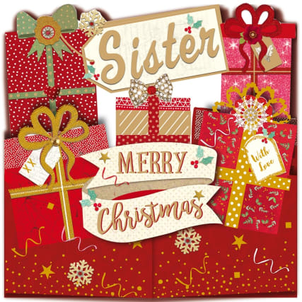 330426-Xmas-Card-C-Sister-Traditional-Pop-Up-Presents