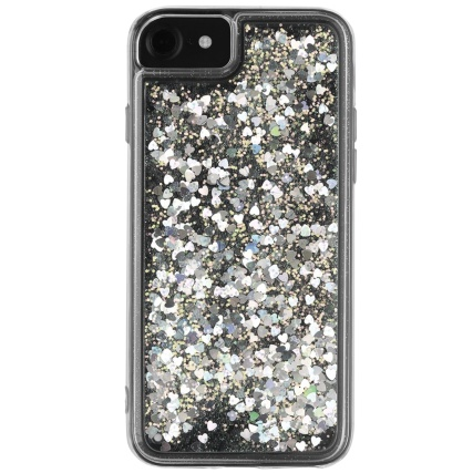 330487-Intempo-Glitter-Phone-Case-White-Silver