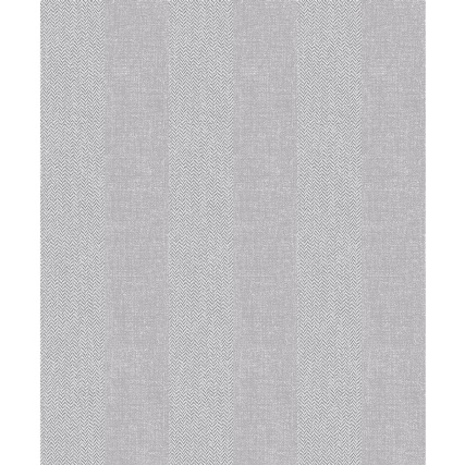 330547-CWV-Tweed-Stripe-Grey-Wallpaper-2