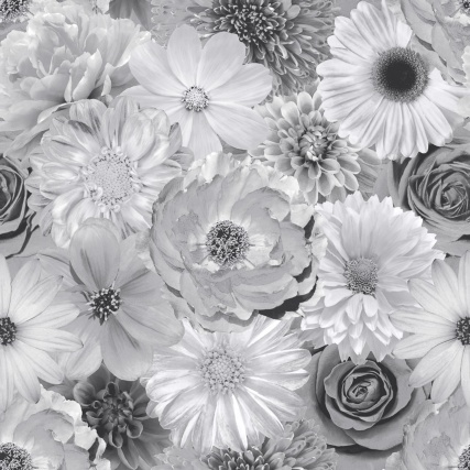 330638-Arthouse-Foil-In-Bloom-Mono-Wallpaper