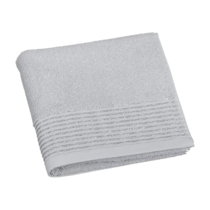 330800-lurex-pleated-hand-towel-grey