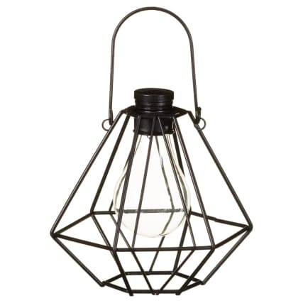 331237-metal-caged-solar-powered-lantern-black-2