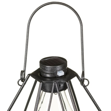 331237-metal-caged-solar-powered-lantern-black-detail