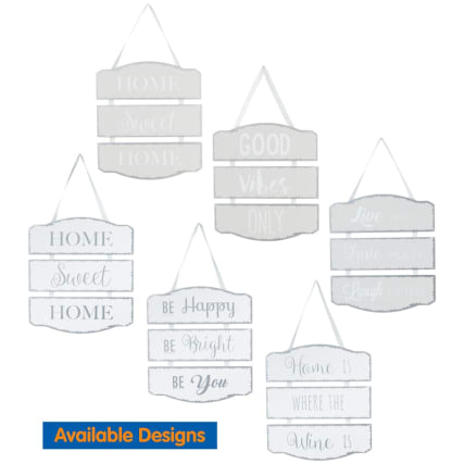 331427-foil-plaque-3-tier-home-sweet-home-grey