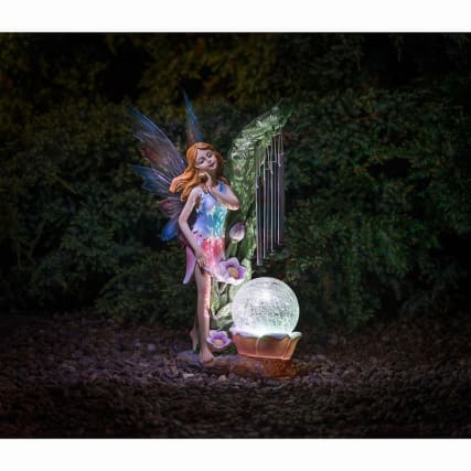331455-garden-fairy-with-solar-crackle-ball-and-windchime-2