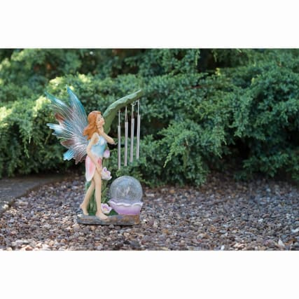 331455-garden-fairy-with-solar-crackle-ball-and-windchime