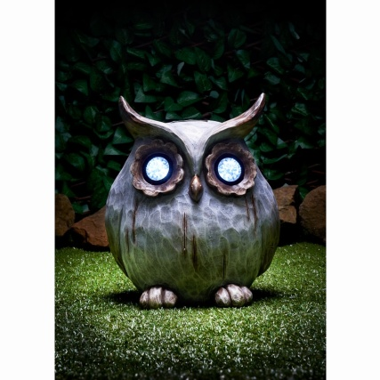 331456-stone-effect--owl-with-crystal-effectlight-up-eyes