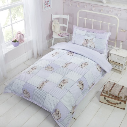 332054-girls-premium-bunny-duvet-set-single-lilac