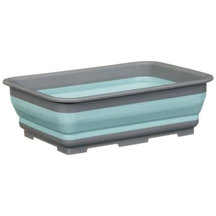 332198-addis-collapsible-washing-up-bowl-grey-and-aqua-5