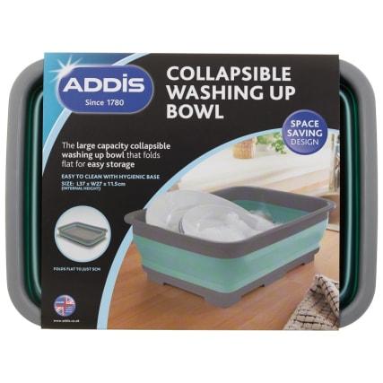 332198-addis-collapsible-washing-up-bowl-grey-and-aqua