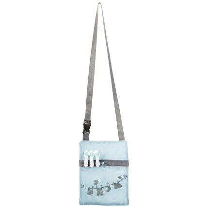332205-addis-mesh-peg-bag-with-shoulder-strap-and-10-soft-grip-pegs-blue