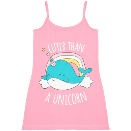 332233-ladies-vest-pj-cuter-than-a-unicorn-2