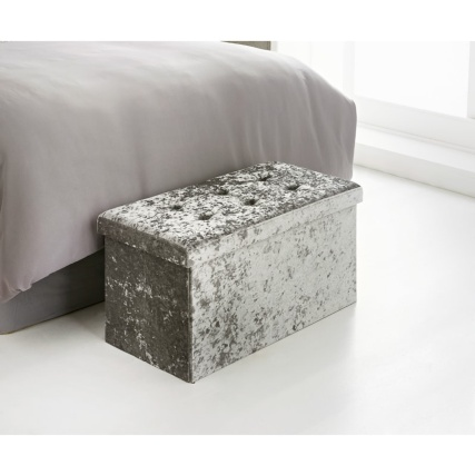 339496-luxe-velvet-look-ottoman-silver