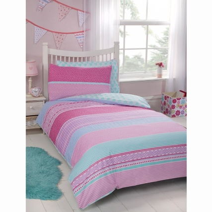 332475-girls-bedding-single-twin-pack-hearts-and-stripes-2