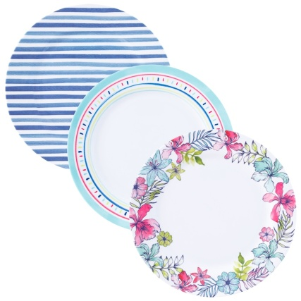332533-picnic-printed-dinner-plate-navy-main