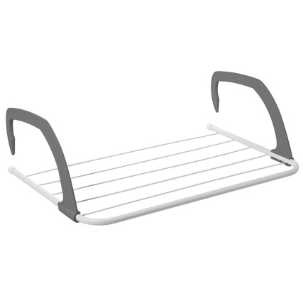 332602-6-bar-radiator-airer-white-and-grey-2