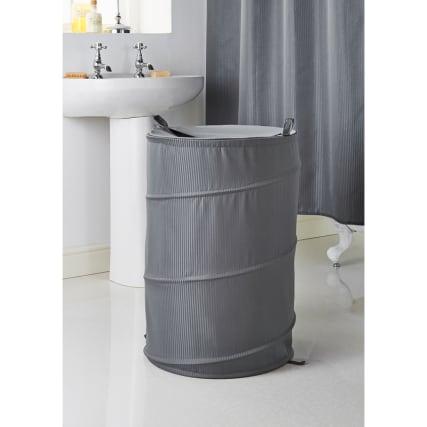 332614-addis-jaquard-pop-up-hamper-grey