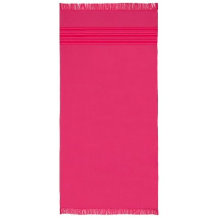 332621-lightwheight-cotton-hammam-towel-fuschia-stripe-2