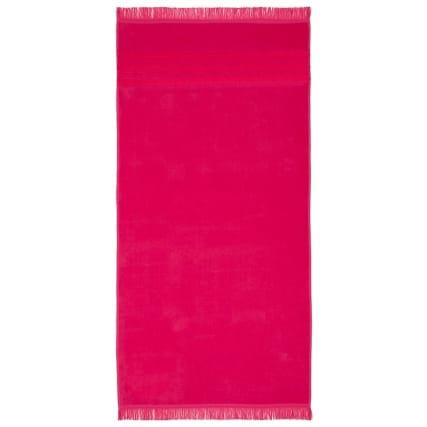 332621-lightwheight-cotton-hammam-towel-fuschia-stripe-3